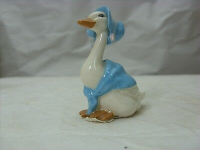 Hagen Renaker mini Mother Goose