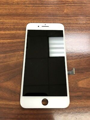 Apple iPhone 8 Plus Original OEM LCD Screen Assembly. Cracked glass.