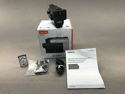Sony Action Cam HDR-AS50 Digital HD video recorder CC36