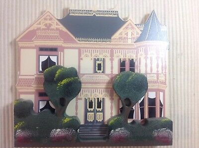 Shelia's Collectibles House - THE GINGERBREAD MANSION, Ferndale, Calif.-Signed