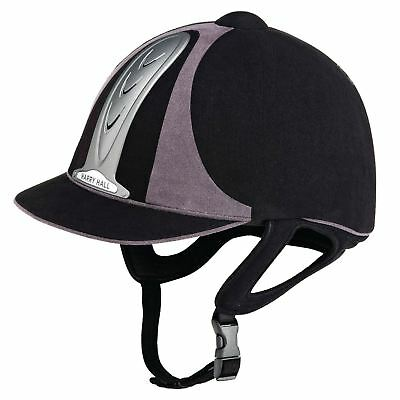 Harry Hall Equestiran Legend Pas015 Lightweight Breathable Safety Riding Hat