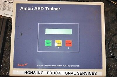Ambu AED Trainer Kit 266000900 w/ Case
