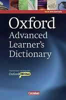 Oxford Advanced Learners Dictionary new 8 th Edition Cornelson