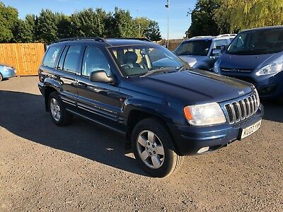 2003 03 Jeep Grand Cherokee Limited 2.7 Automatic