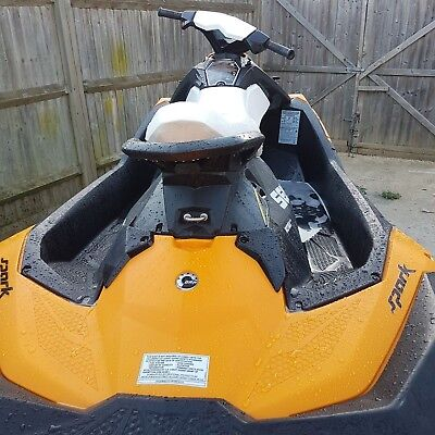 seadoo spark 90 2015 with full winter cover