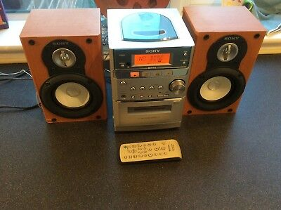 SONY CMT-EP515 Micro Hi-Fi Component System - Collection Only