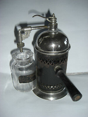 RARE ANTIQUE LISTER TYPE CARBOLIC SPRAY. c.1880. MEDICAL/SURGICAL/EARLY TECH.