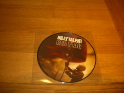 "Billy Talent-Red flag.7"" picture disc"