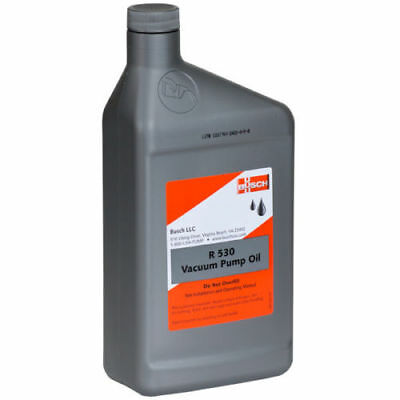 Busch R-530 R530 Vacuum Pump Oil Busch Vacuum Pumps -  Quart
