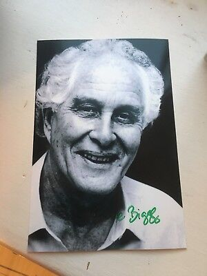 Ronnie Biggs Hand Signed AUTOGRAPH PHOTO