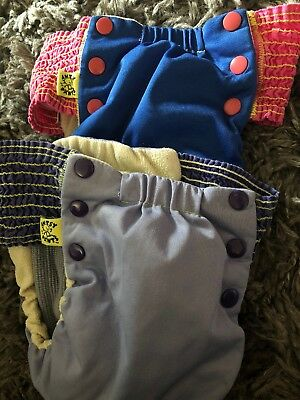 Antsy Pants Re-usable Pull Up Cloth Diaper