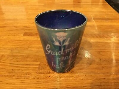 Antique Shelley Lustre Beaker VERY RARE Circa 1910 - 1925