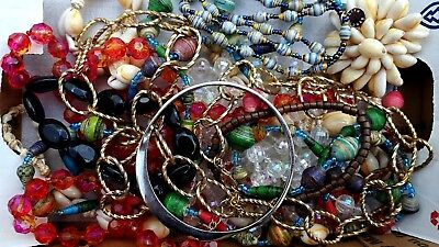 Nice Vintage To Now Jewelry Lot Estate  Unsearched Untested. All Wearable!