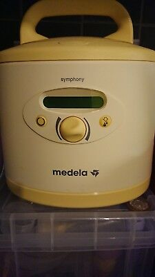 Medela breast pump Symphony