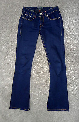 Ted Baker Dark Blue Jeans Size W26 L32