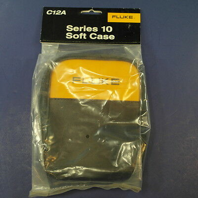 New Fluke C12A Series 10 Soft Case