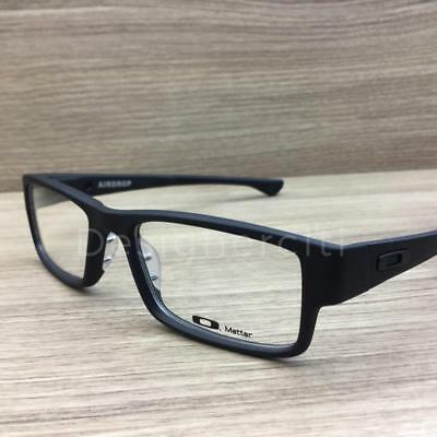 32acb5d82f0 OAKLEY AIRDROP EYEGLASSES Satin Black OX8046-0151 Authentic 51mm ...