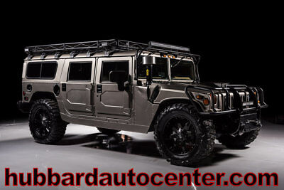AM General Hummer Fully Custom and super low miles! 2001 Hummer H1 Only 35,240 miles, fully custom inside and out, WOW!