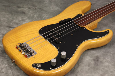Fender 1978 Precision Bass Used Electric Bass FREE Shipping