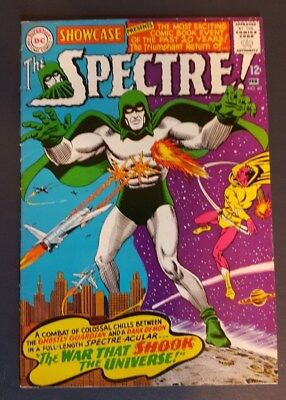 SHOWCASE #60 1st Appearance THE SPECTRE : VF