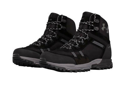 3491efbe35f UNDER ARMOUR POST Canyon Mid Waterproof Hiking Boots Mens Brown ...
