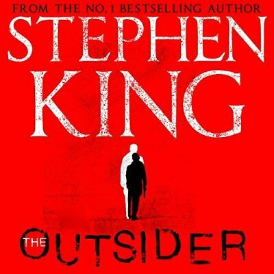 The Outsider By Stephen King - Audiobook