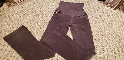 A PEA IN THE POD Adriano Goldschmied AG MATERNITY Gray Bootcut JEANS Size 27