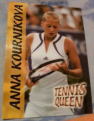 Anna KOURNIKOVA Tennis Queen Series card #1/100