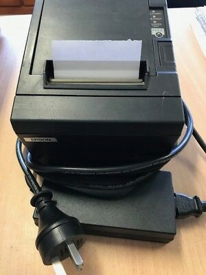 USED Epson TM-T88IIIP M129C POS Thermal Receipt Printer