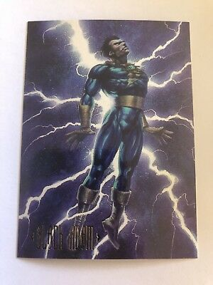 1994 SkyBox DC Comics Master Series Card #41 Black Adam