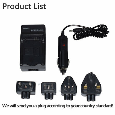 Battery Charger for Canon LP-E5 EOS 450D 500D 1000D Digital Rebel Xsi X T1i