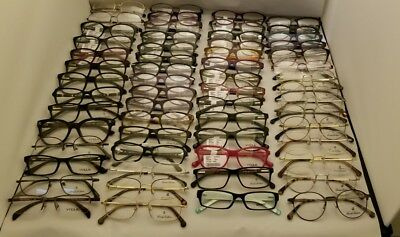 Authentic Eyeglasses Vogue Brooks Brothers (Lot Of 59) New