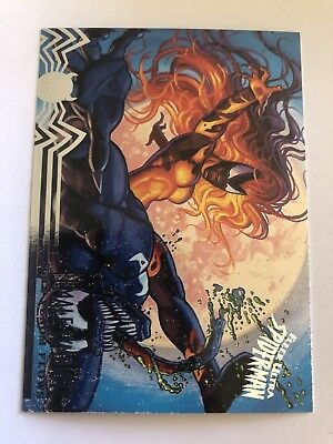 1995 Fleer Ultra Spider-Man Marvel Card #103 Female Symbiote