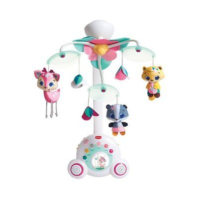 TINY LOVE Musik-Mobile Tiny Princess Baby-Mobile NEU bunt