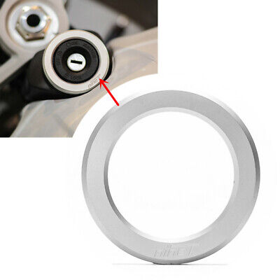 Motorcycle Aluminum Ring Cover Silver For BMW R Nine T R 9t 2014 2015 2016
