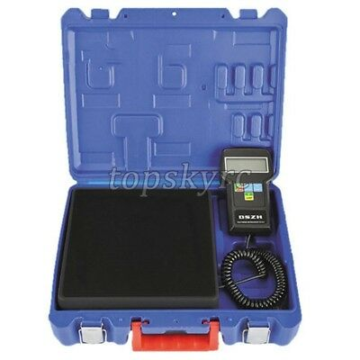 Electronic Refrigerant Charging Weighing Weight Scale HVAC Refrigeration Scale