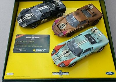 Scalextric Ford GT 40 GOODWOOD C2529A