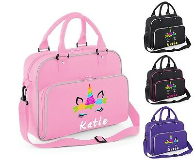 Personalised Ballet Bag with Glitter Print      Gymnastics Dance & Gym Bags Dancewear & Accessories Clothes, Shoes & Accessories