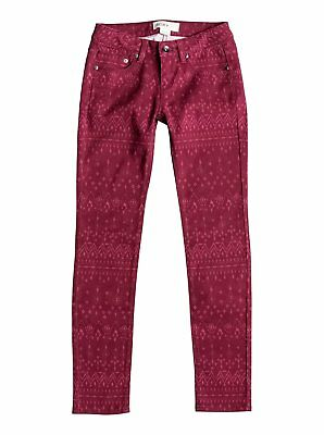 Roxy™ Sea Horse - Slim Fit Jeans - Slim Fit Jeans - Mädchen - 16 - Rot
