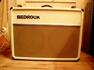 BEDROCK  Rare Vintage Amplifier USA,Tupe Royal-Serie ( VOX AC 30 ) ,Fabrikneu !