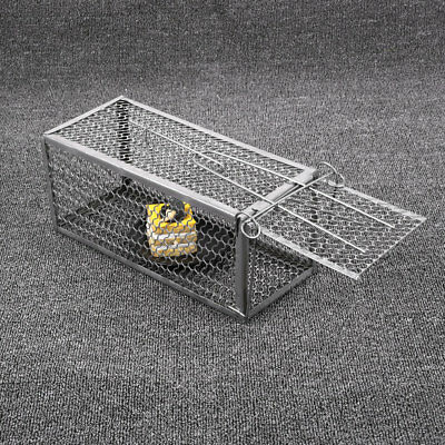 717E High Sensitivity Mouse Trap Cage Mice Rat Hamster Squirrel Control Catch Me