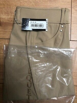 Equetech Harmony Breeches, Beige, size 34""