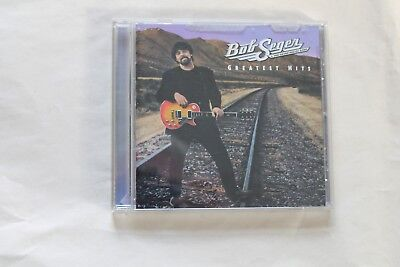Bob Seger & The Silver Bullet Band* ‎– Greatest Hits - CD Album CDP 7243 8 3033