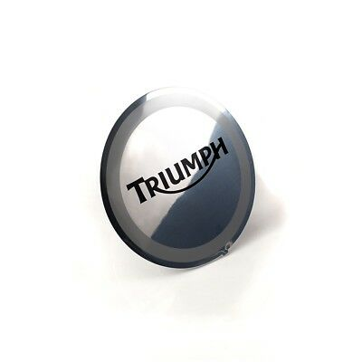 Genuine Triumph America Carbs Chrome Clutch Cover Finisher A9938045