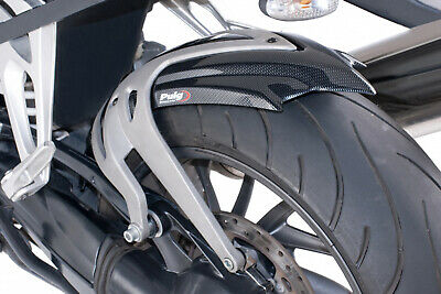 Bmw K 1300 S 2009 > Puig Rear Mudguard Hugger Fender Carbon Look