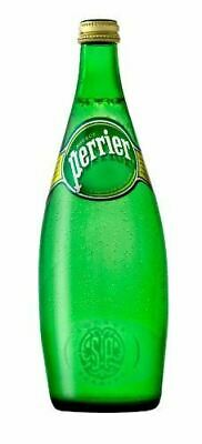 Perrier | Natural Mineral Water | 8 x 750ml