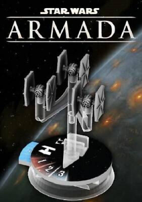 Star Wars: Armada Imperial Fighter Squadrons Expansion Pack. Huge Saving