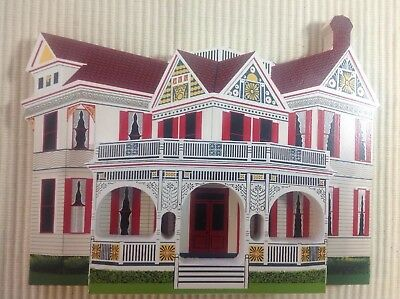 Shelia's Collectibles House - BEISSNER HOUSE, Galveston, Texas- SIGNED AP