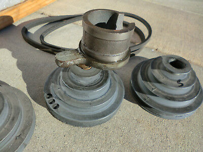 """Atlas Hi-Low Pulley For 15"""" Drill Press #1060"""