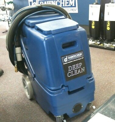 DAWNCHEM Carpet Extractor with heater